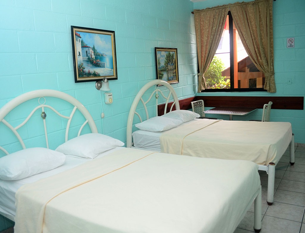 Luxury Double Room with 2 Queen size beds