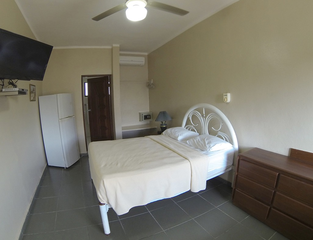 Go-Pro picture of a Luxury Room